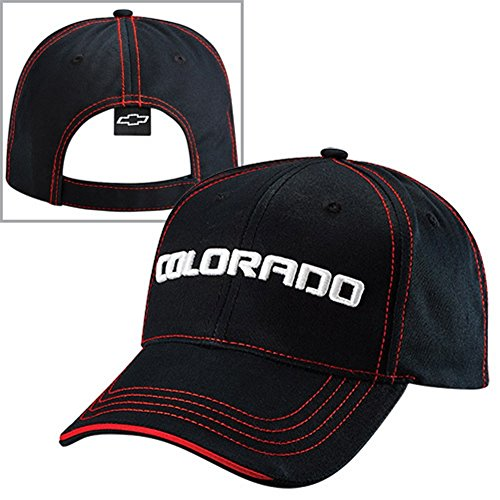 chevy-colorado-black-and-red-sandwich-brim-hat