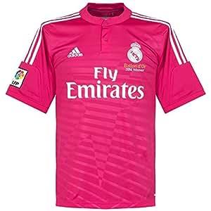 Real Madrid Away Jersey 2014 / 2015 + Ballon d'Or Winner Transfer - XL