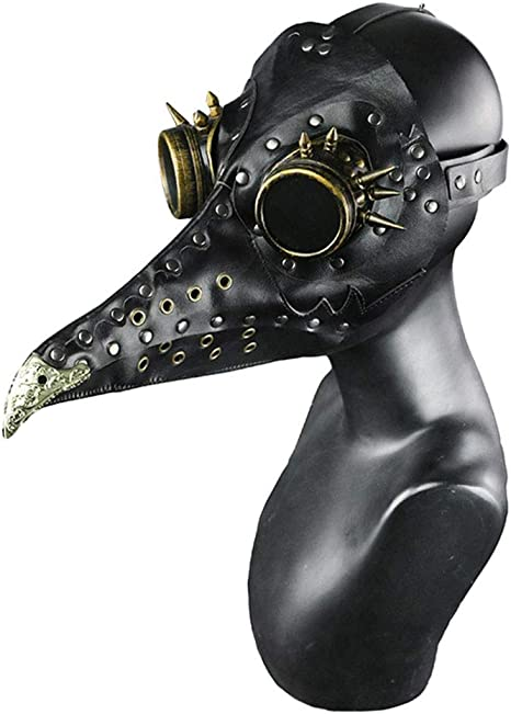 Máscara Estilo Gótico Steampunk DYG