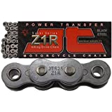 JT Sprockets JTC525Z1R108RL Steel 525 Z1R 108-Link Super Heavy Duty X-Ring Drive Chain