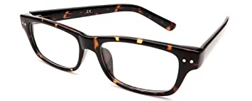 14877177e5 Progressive Multifocal Reading Glasses Large Wayfarer Style- No  Magnification on Top. Invisible Bifocal Readers