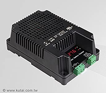 Amazon.com: Cargador de batería automático CH4624 amplio ...