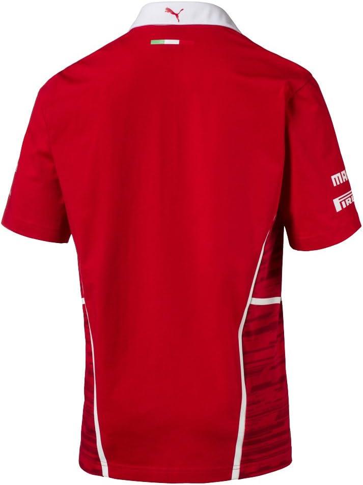 Nuevo. 2017 oficial de Puma Scuderia Ferrari camisa de Polo para ...