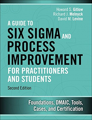 ;INSTALL; A Guide To Six Sigma And Process Improvement For Practitioners And Students: Foundations, DMAIC, Tools, Cases, And Certification. other Activos against paseo Sekadero