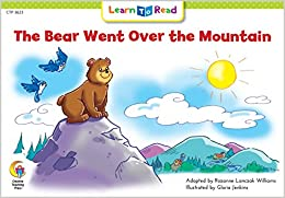 The Bear Went Over the Mountain (Fun and Fantasy): Rozanne Lanczak ...