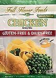 Chicken Gravy Mix - Gluten Free, MSG Free, Non Dairy, Nut Free - 3 Packages