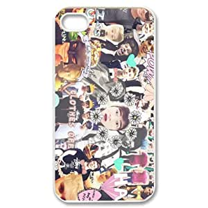 iphone covers 5 Seconds Of Summer 6 4.7os Hard back cover case fit for Apple Iphone 6 4.7 WANGJING JINDA