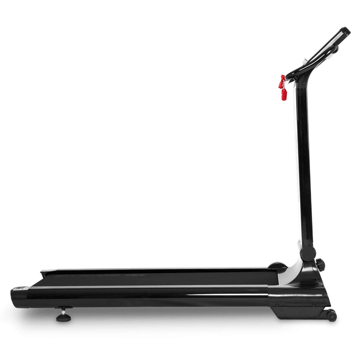 Goplus 1.5HP Electric Folding Treadmill Portable Motorized Running Machine Home Gym Cardio Fitness w/App (Black) by Goplus (Image #6)