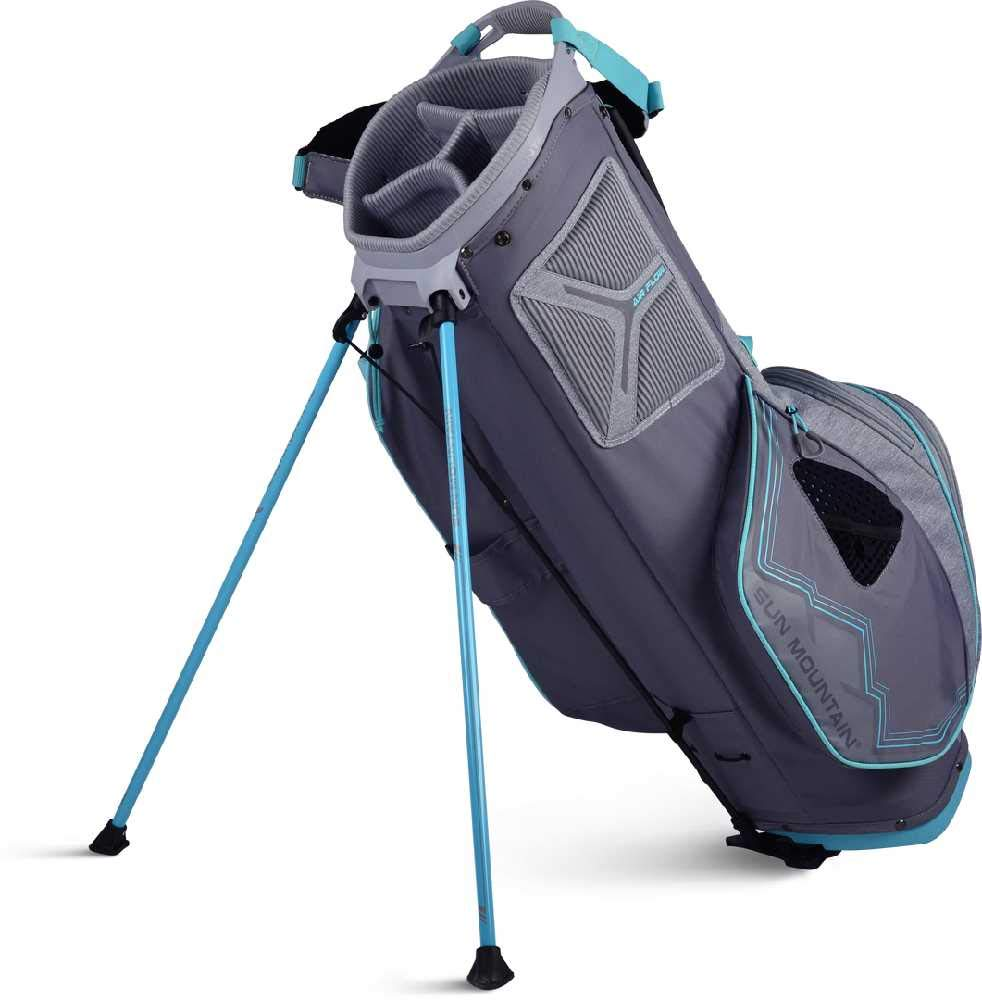 4005dbd153 Amazon.com : Sun Mountain 2019 Womens 4.5 Ls Stand Bag Grey/Blue : Sports &  Outdoors