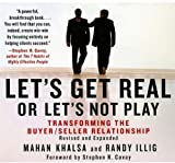 img - for Let's Get Real or Let's Not Play: Transforming the buyer/seller relationship book / textbook / text book
