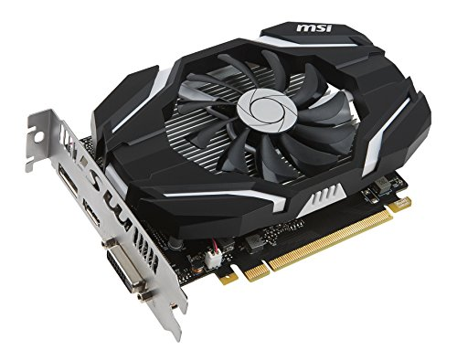 Build My PC, PC Builder, MSI GeForce GTX 1050 TI 4G OC