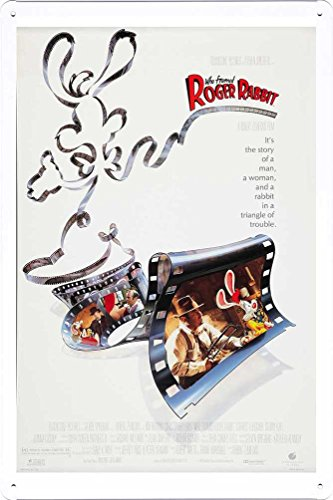 Movie Poster Home Theater Decor Metal Tin Sign Wall Art by Masterpiece Collection 20*30cm ()