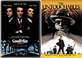 The Gangsters - The Untouchables & Goodfellas 2-Movie Bundle