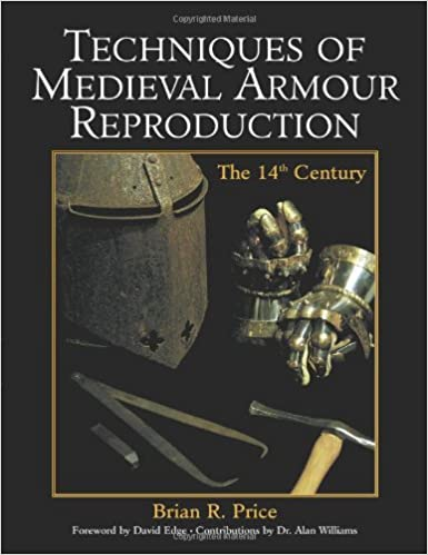 Book Techniques of Medieval Armour Reproduction: The 14th Century