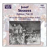Josef Strauss Edition Vol. 22 (Geyer, Slovak State Po)