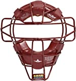 All-Star Leather Catcher's Mask FM25LMX
