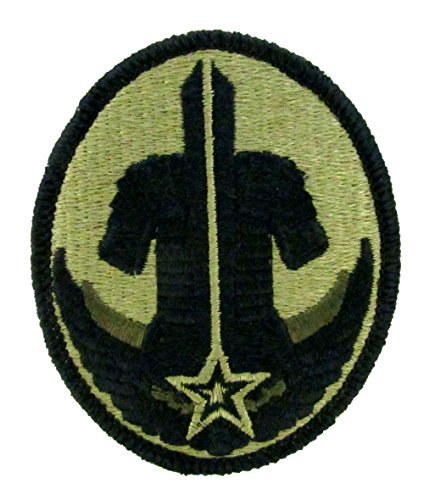 Army Reserve Careers Division OCP Patch - Scorpion W2