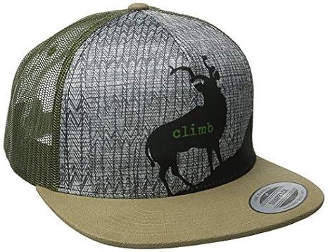 def359e1f Amazon.com : prAna Men's Journeyman Trucker Hat, One Size, Dark ...