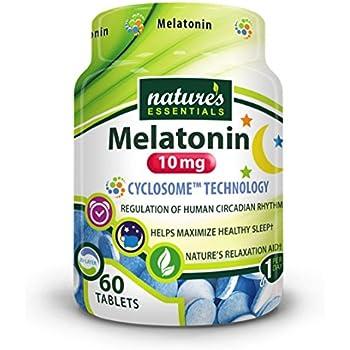 Amazon.com: Sleep Soundly Melatonin 10mg, Fast Acting, Extended ...