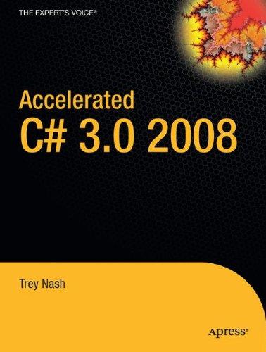 Accelerated C# 2008 -