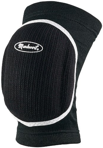Markwort Bubble Knee Pads, Black, Large