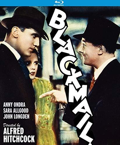 Blackmail Special Blu ray Anny Ondra product image