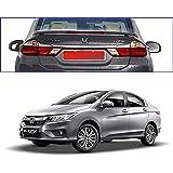 Auto Pearl - Premium Quality OE Type Car Spoiler For - Honda City 2017 ( Alabaster Silver )