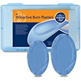Masterchef - Protective Blue Hydrogel Burns Plasters x25 by Reliance Medical