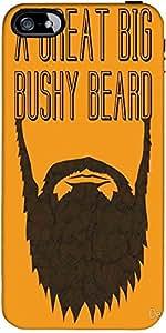Snoogg Great Big Bushy 2775 Diseñador De Protección De Nuevo Caso Para El Iph...