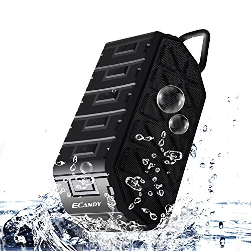 Ecandy waterproof speaker