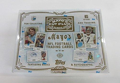 2009 Topps Mayos Football Box (Hobby)