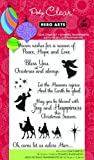 Hero Arts Rubber Stamps Heavens Rejoice Clear Stamp Set