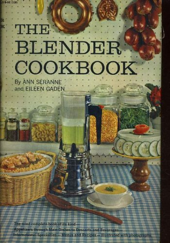 THE BLENDER COOKBOOK - Gaden State