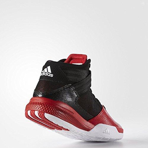ADIDAS D Rose 773 IV (basket) rosso - nero