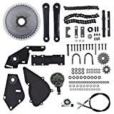 JRL Shifter Kit Jackshaft Kit & Speedometer 66cc 80cc Gas Motorized Bicycle