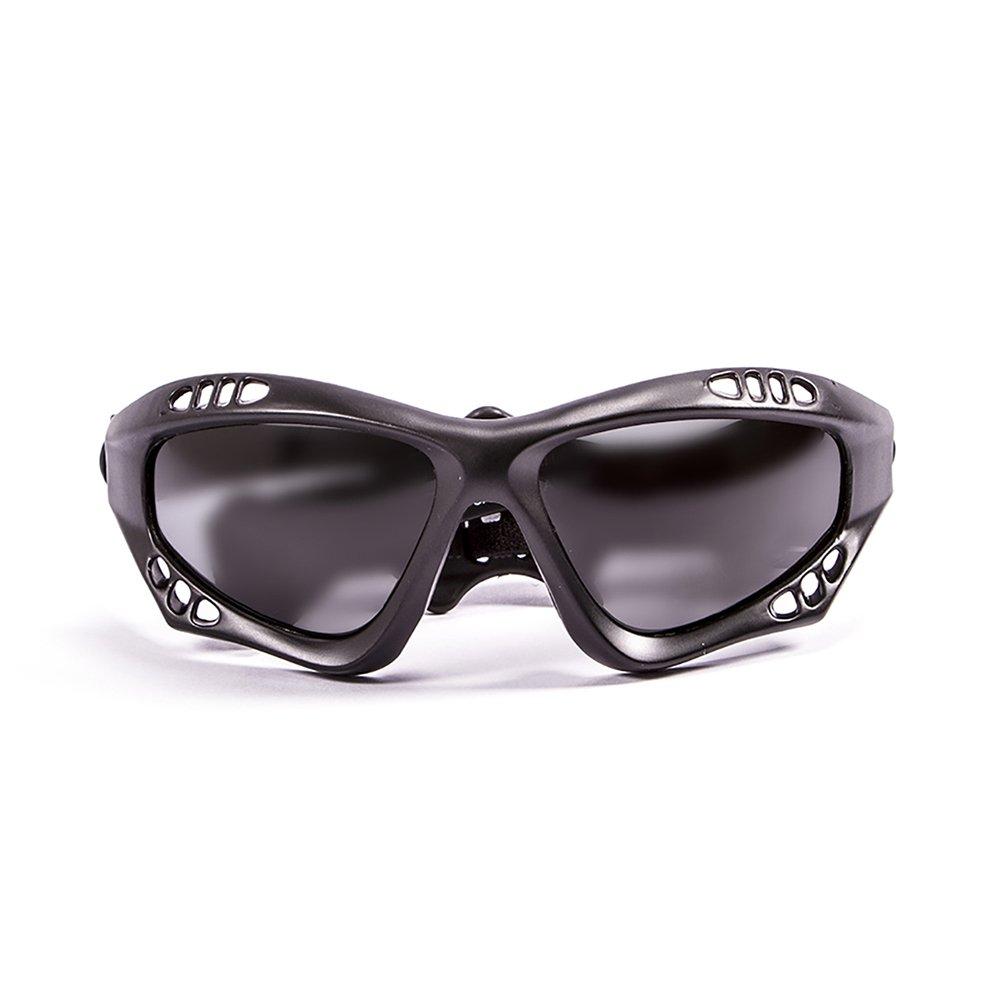 Ocean Sunglasses Australia - Gafas de Sol polarizadas - Montura : Negro Mate - Lentes : Ahumadas (11700.0): Amazon.es: Deportes y aire libre