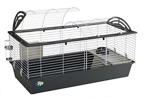 Capacious & Lujoso Jaula para Conejos - con una amplia gama de ...