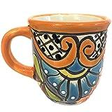 Talavera Mug %2D Hand Painted Mexican Co