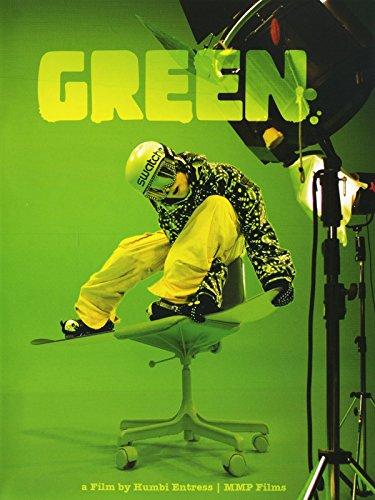 - Green
