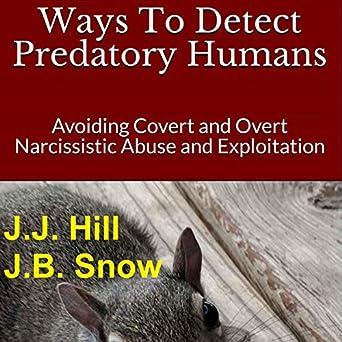 Amazon com: Ways to Detect Predatory Humans: Avoiding Covert