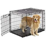 MidWest Homes for Pets Ovation Double Door Dog Crate, 42-Inch