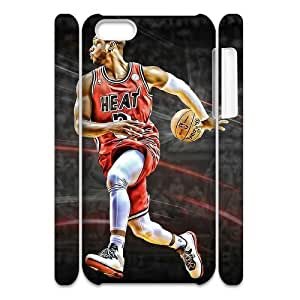 I-Cu-Le Customized 3D case Dwyane Wade for iPhone 5C