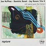 Trio X: Rapture W/ Guest Rosi Hertlein