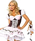 Milk Maid Adult Costume - Medium/Large