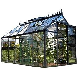 Exaco Junior Victorian J-VIC 24 96 Square Foot Greenhouse