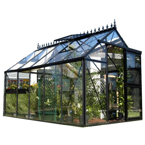 Exaco Junior Victorian 96 Square Foot Greenhouse