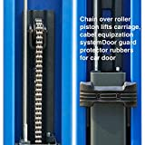 CHIEN RONG QYSE 10,000 lb L1000 Two Post Lift Car