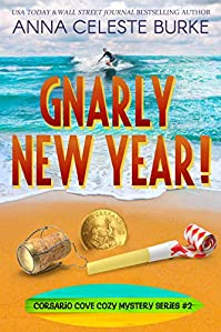 Gnarly New Year by Anna Celeste Burke ebook deal