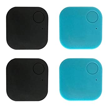 Amazon.com: 6 Pack GPS Tracker Smart Key Finder Locator ...