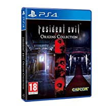 Resident Evil Origins Collection (PS4) by Capcom